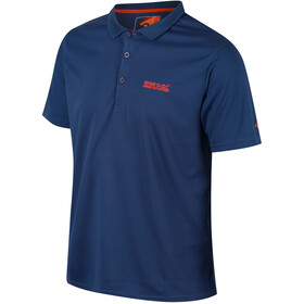 Regatta Maverik IV t-shirt Heren, dark denim